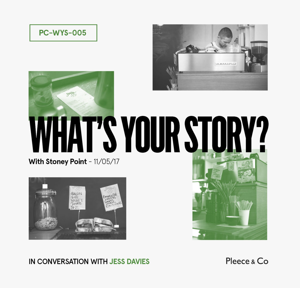 Stoney PointWhat's Your Story?