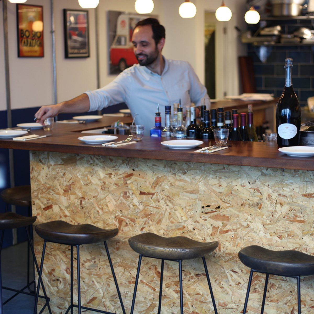 In conversation with Cin Cin's David Toscano  The Italian Bar & Kitchen…