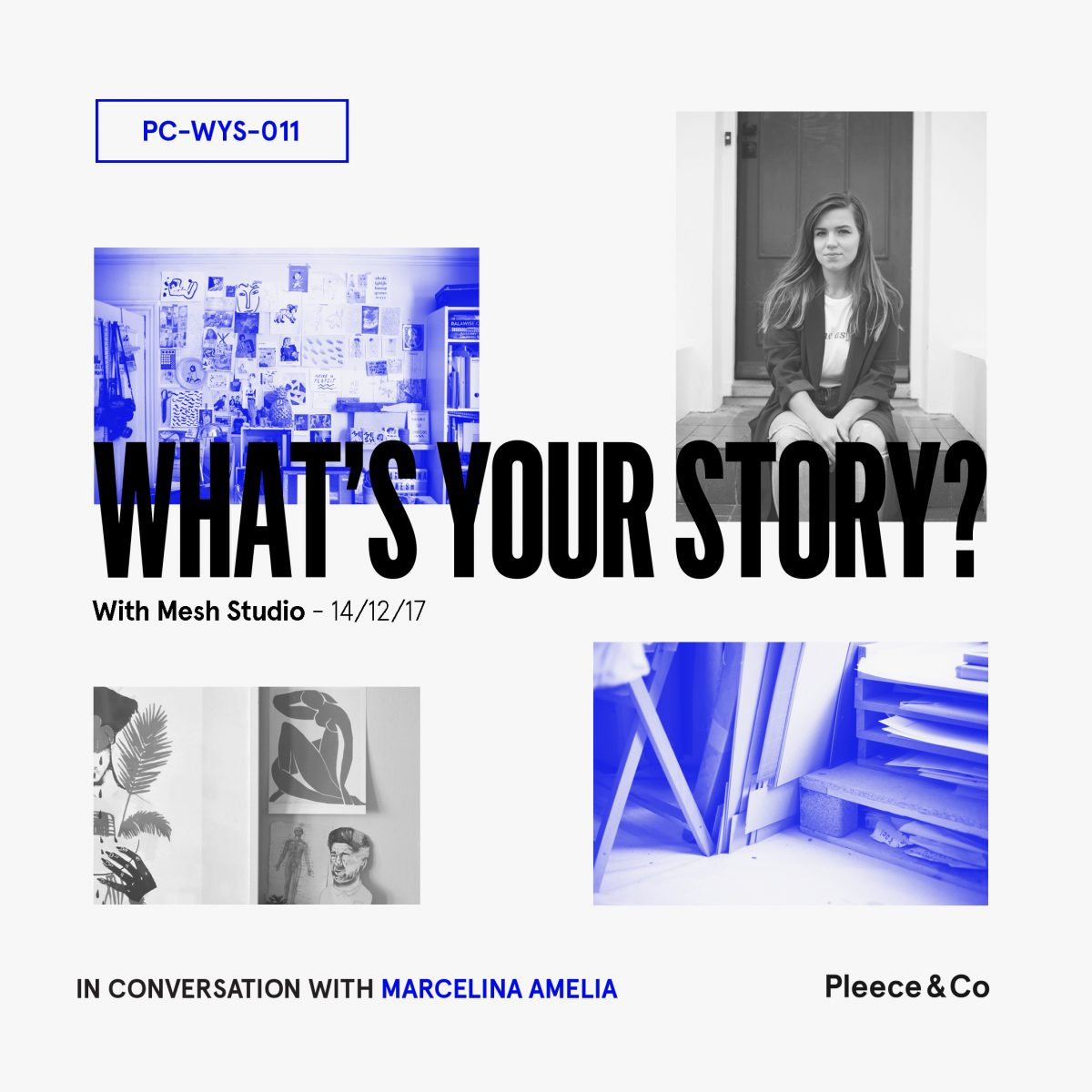 Mesh Studio What's Your Story?