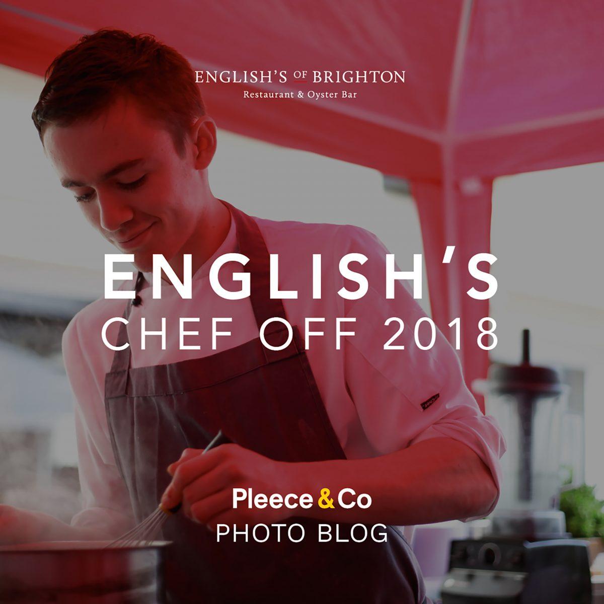 English's Chef Off 2018  Pleece & Co Photo Blog