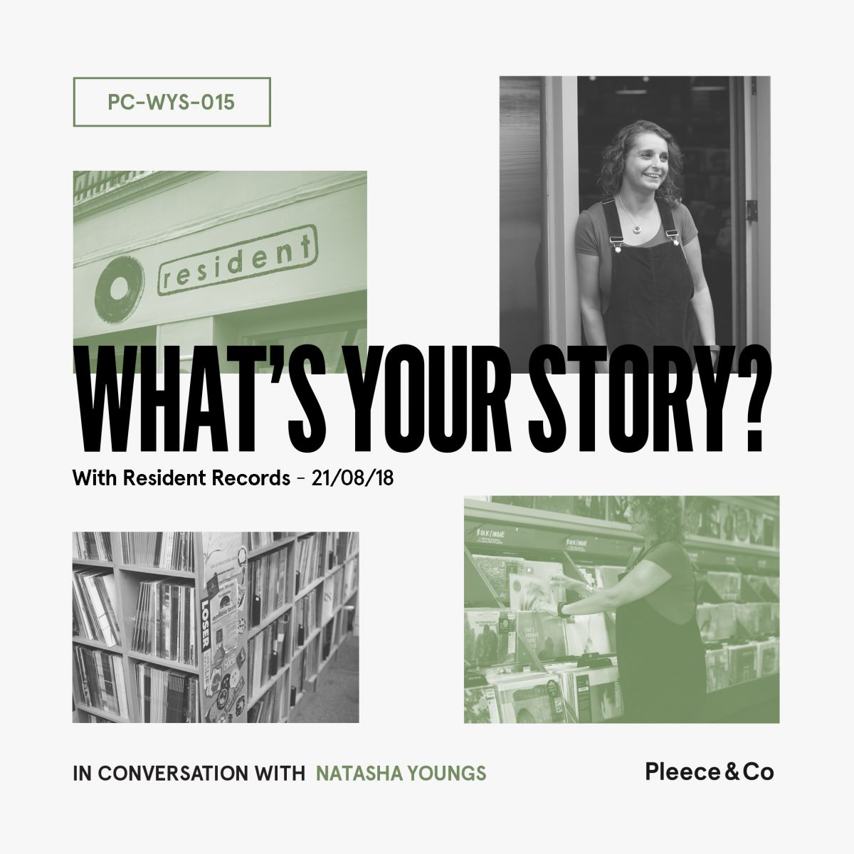 Resident Music  What's Your Story?