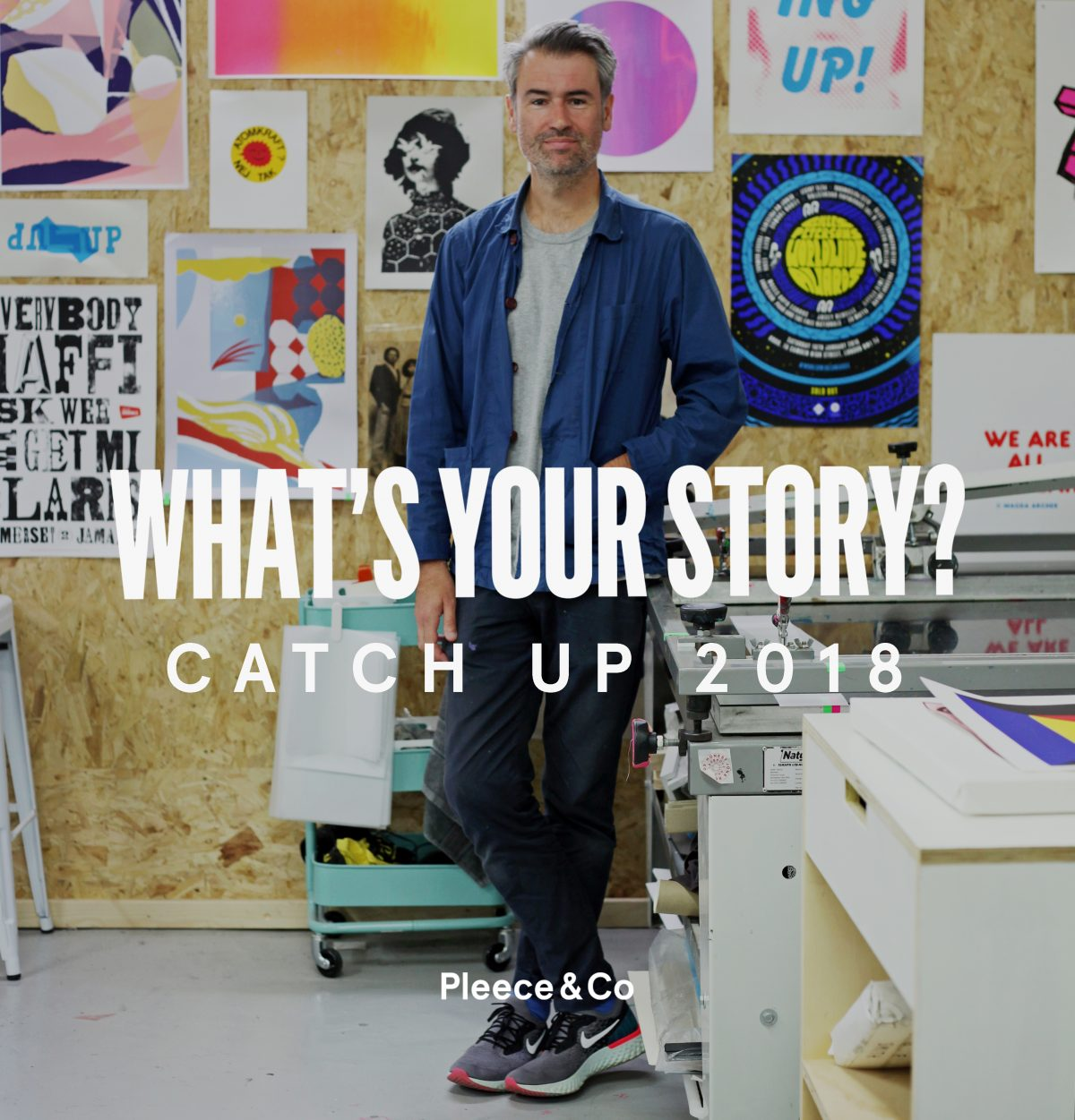 What's Your Story?   Catch Up Portraits November 2018