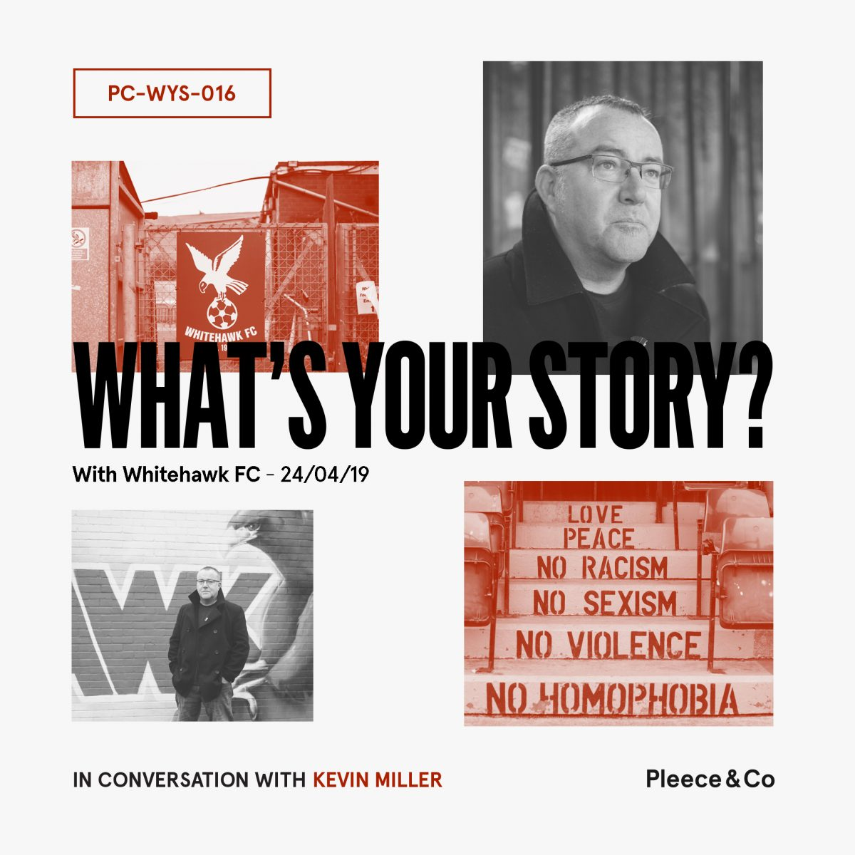 Kevin Miller  What's Your Story?